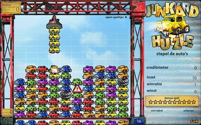 Junkyard Huzzle